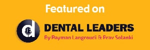 Featured on Dental Leaders-min
